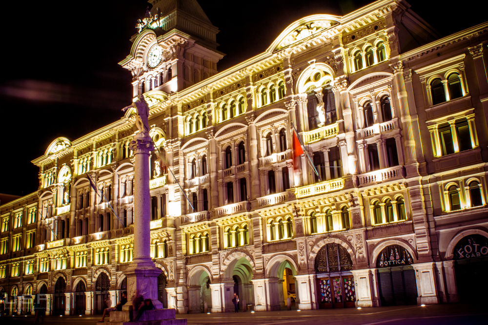 Trieste's Plaza by Urban Shot Productions