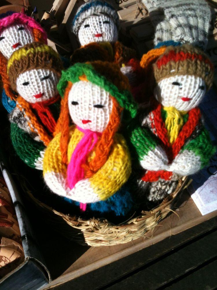 Muñecas chilotas... by Oscar Chang