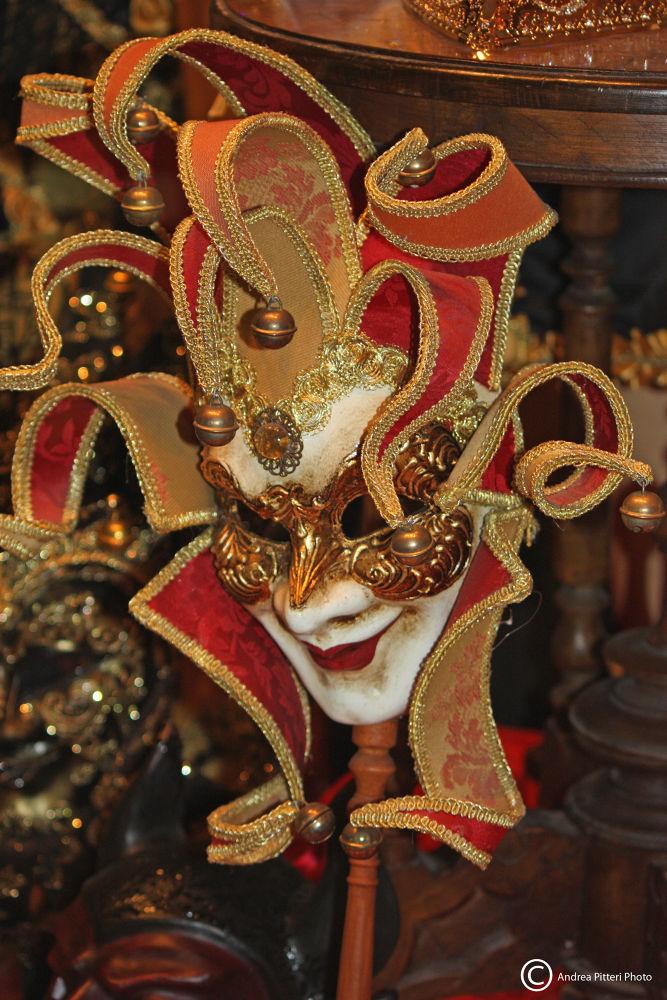 Photo in Fine Art #venezia #venice #mask #maschera #carnevale #carnival #made #hand #andreapitteriph