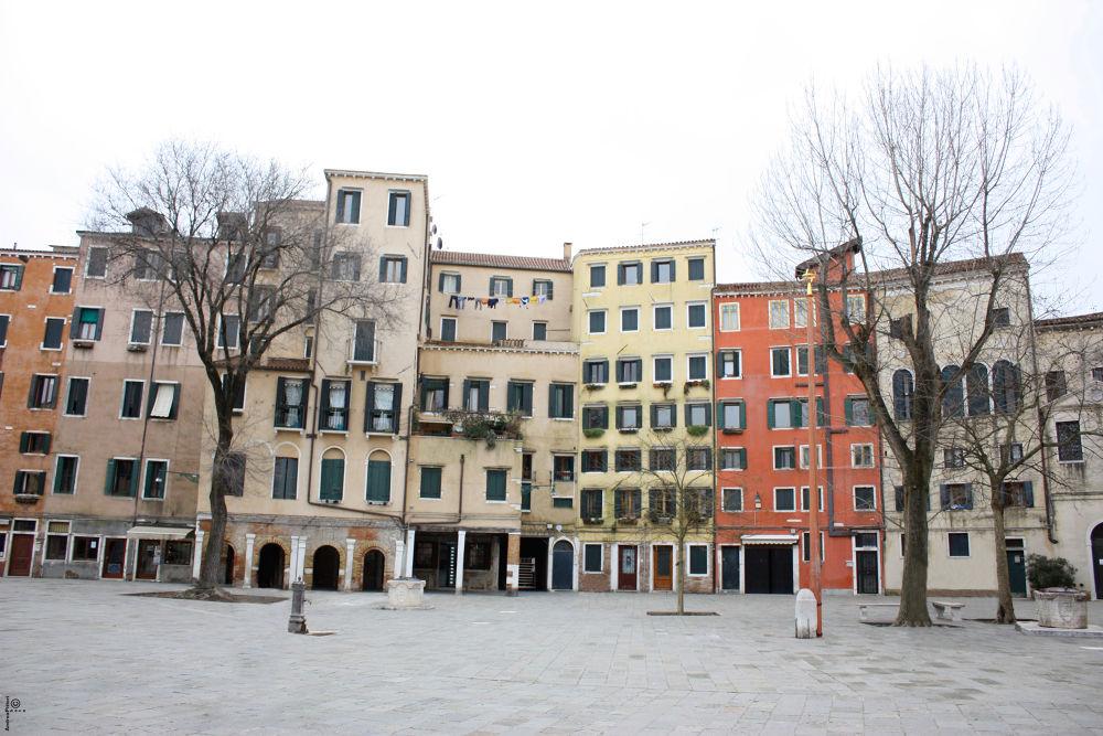 Ghetto Venezia by Andrea Pitteri
