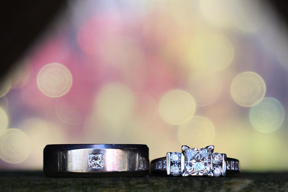 Rings by brittany