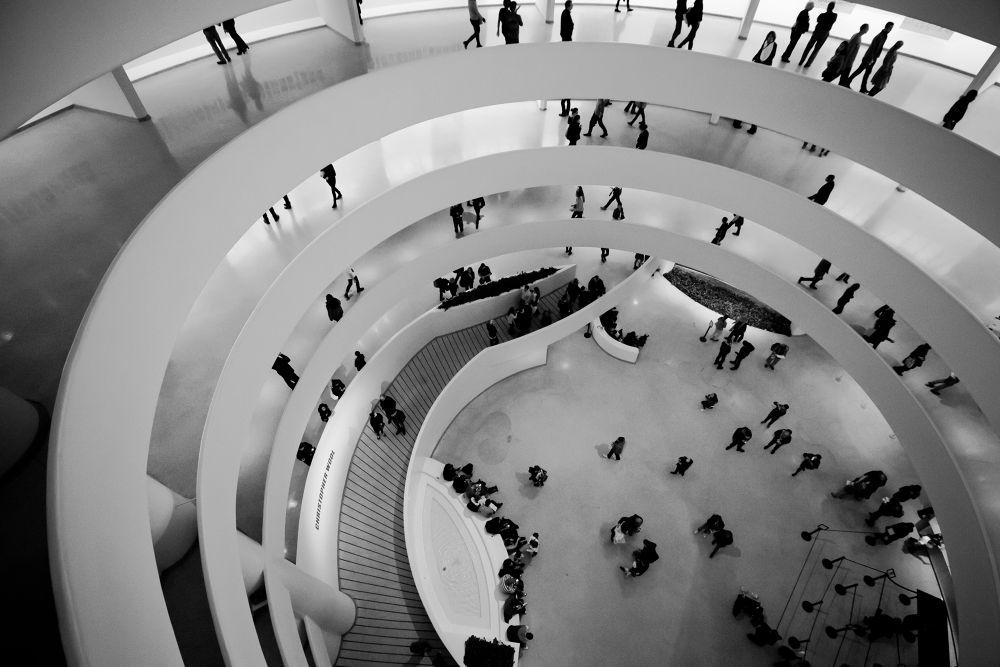 Guggenheim in New York by ckphotografia