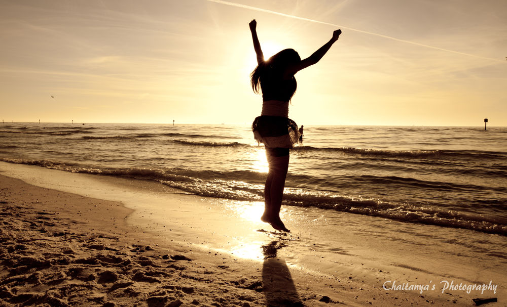 Photo in Landscape #beach #sunset #dance #landscape #photography #canon