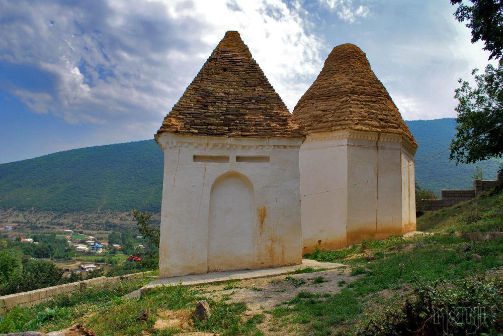 Taghsara- ancient tombs by manib676
