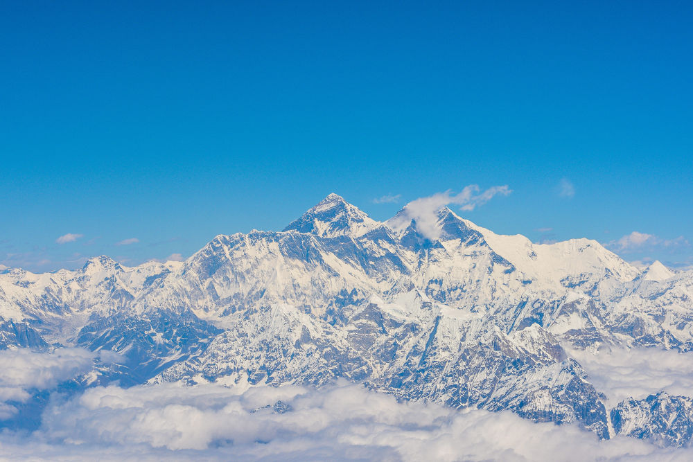 Everest by cyourworldmyeyes