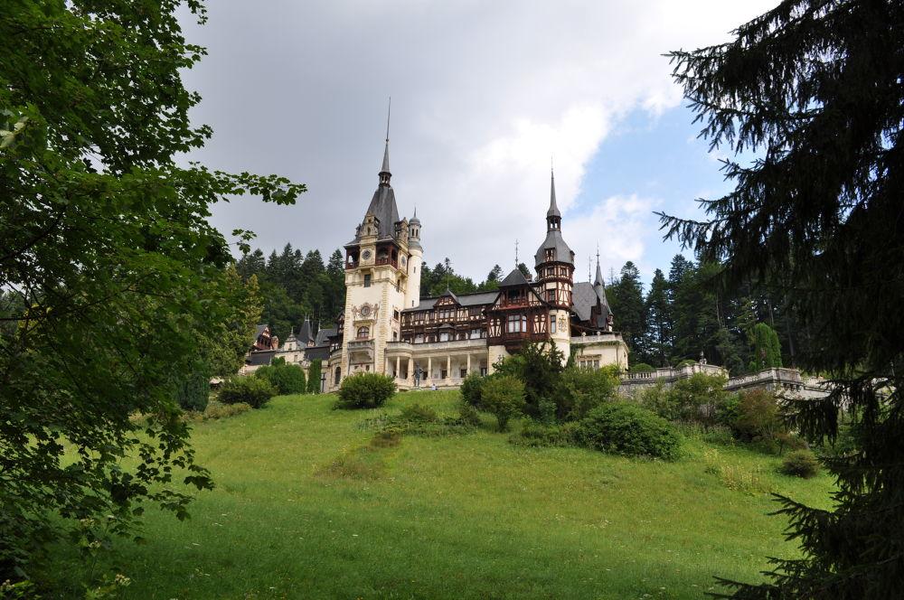castel peles-Romania by kalenderbey
