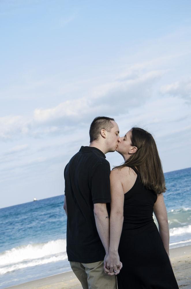 Beach Love by Aubrie Judka