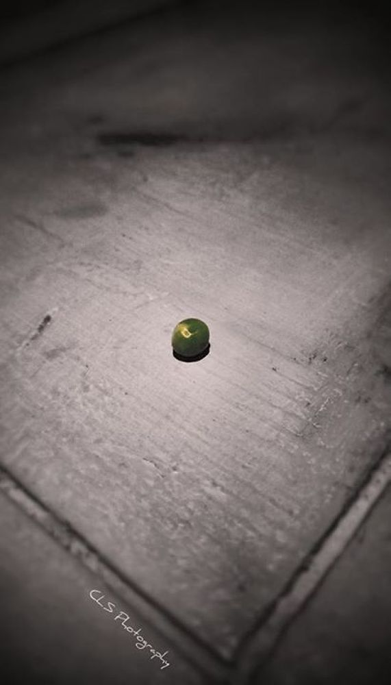green pea... by clareyboe