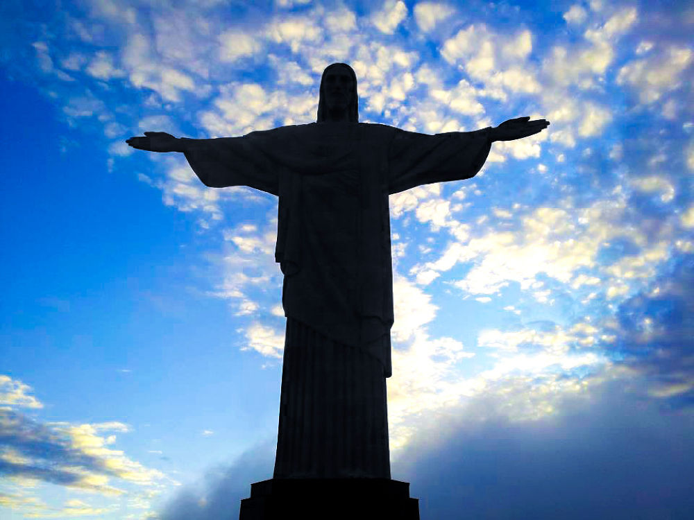 Cristo Redentor by Scarlet Butterfly