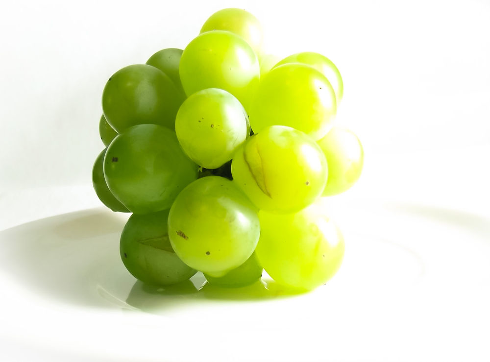 Grapes by Scarlet Butterfly