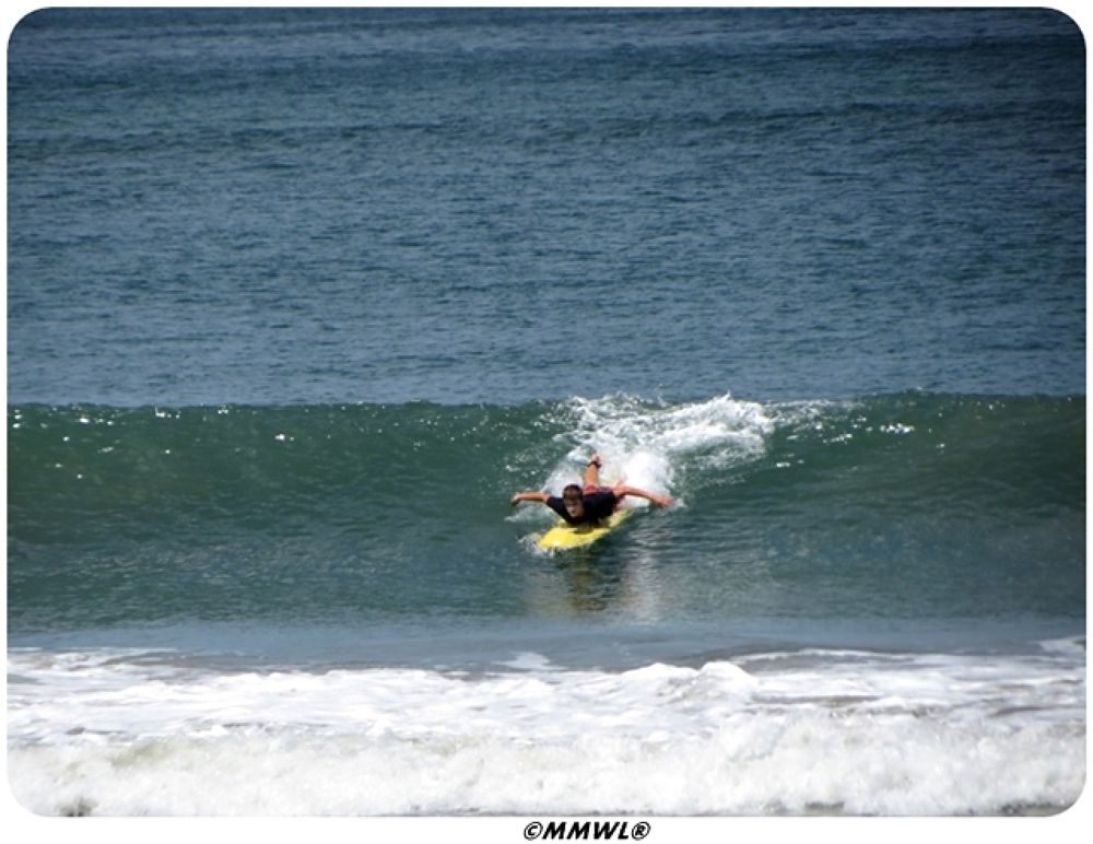 Surf by Mark Watson Lawrence