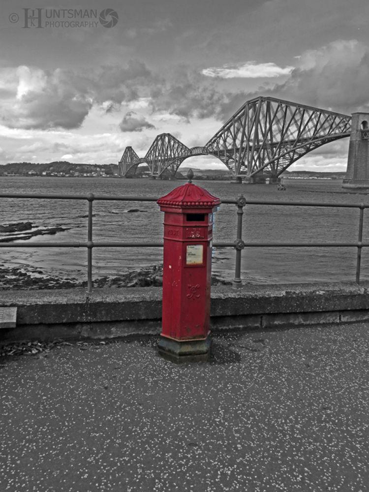 post box by Jim Huntsman