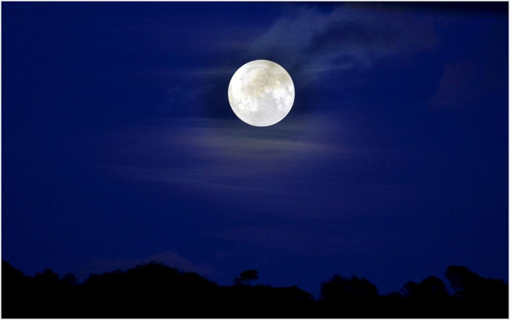Moon by Håkon Torgersen