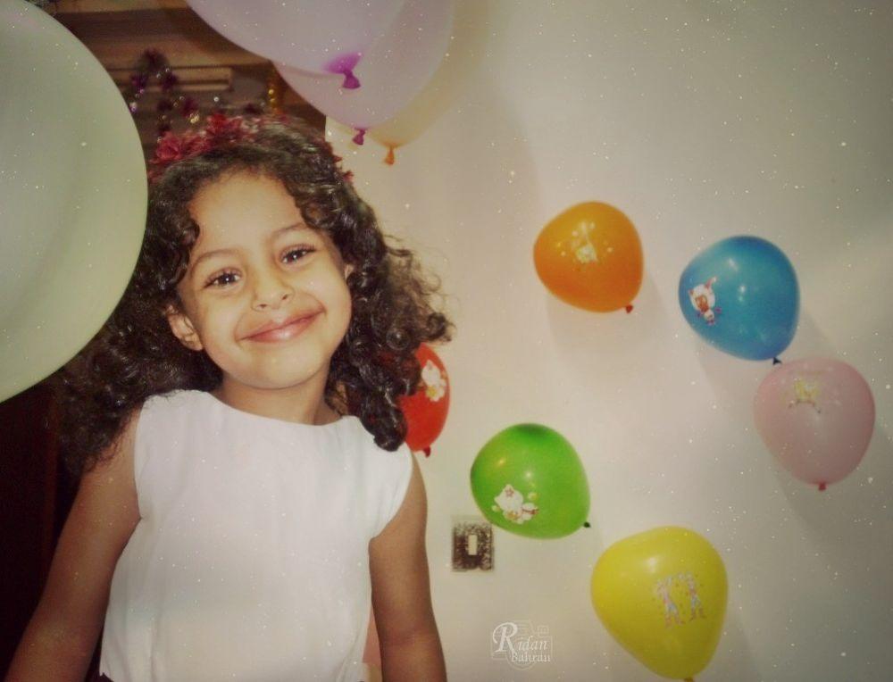 Photo in People #child #yemen #sanaa #lolo layan #birthday #happy #smile