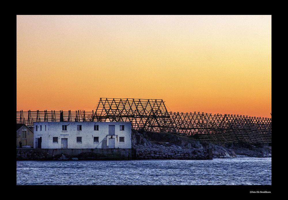 Old factory by OleBendiksen