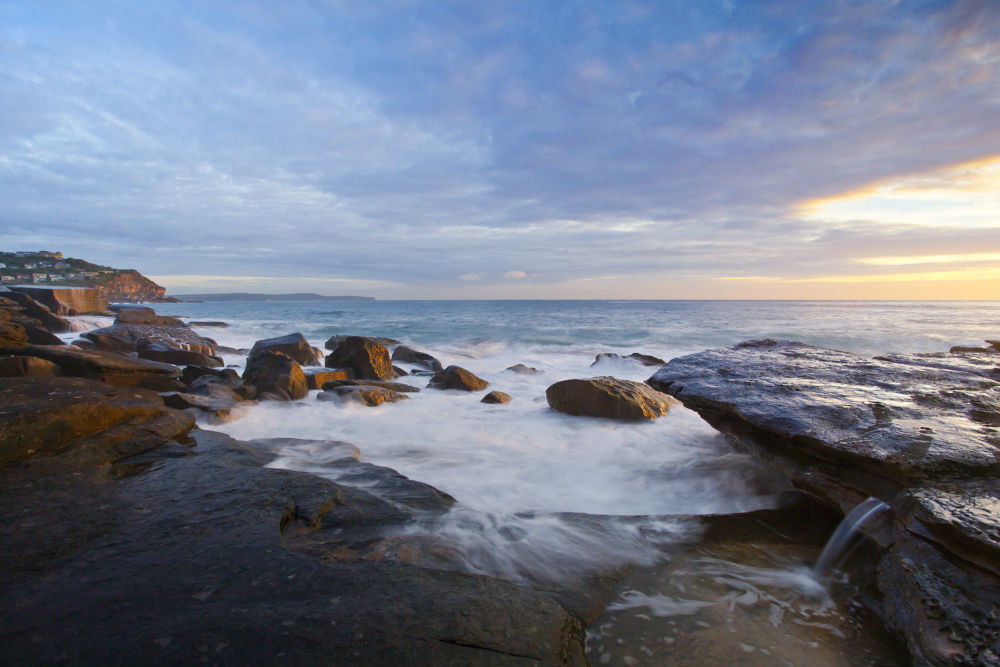 Whale Beach01 by markanthony
