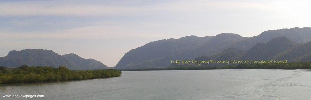 dayang bunting and tuba island at langkawi island by roslankasim
