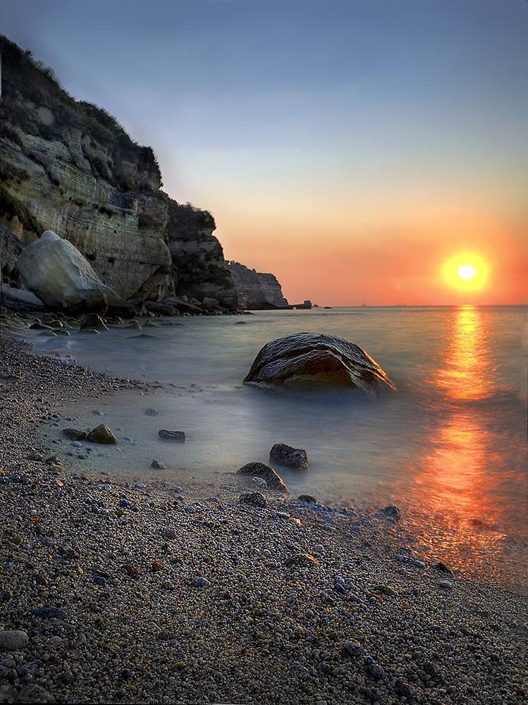 Sunset by Alfredo Maccarrone