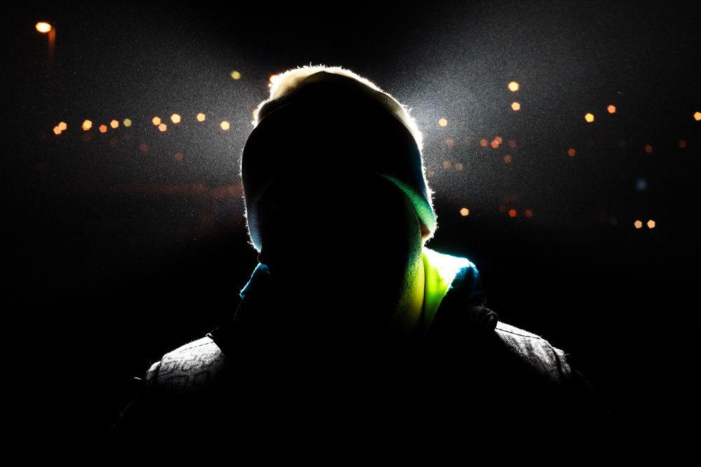 Photo in People #canon #eos #rebel #t3i #kiss #x4 #600d #50mm #strobe #light #shadow #tonybatoni #anton slepov
