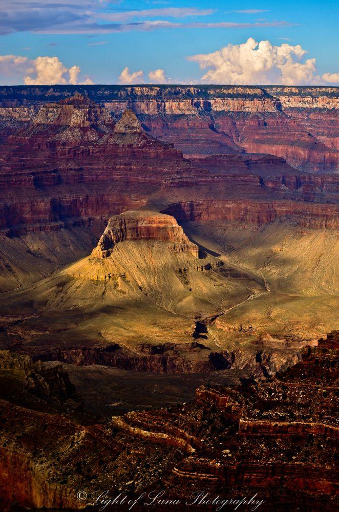 The Grand Canyon by Melissa Calvert