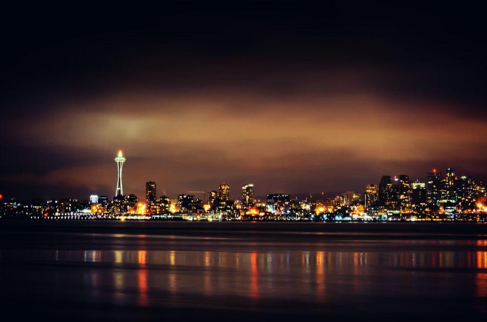 Seattle, Washington by Melissa Calvert
