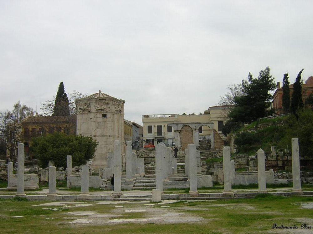 Atene, Torre dei Venti by meiferdinando