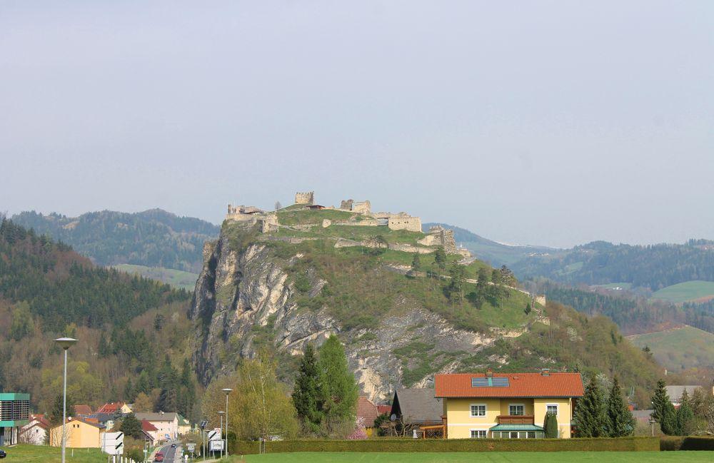 Austria, Burgruine Griffen by meiferdinando