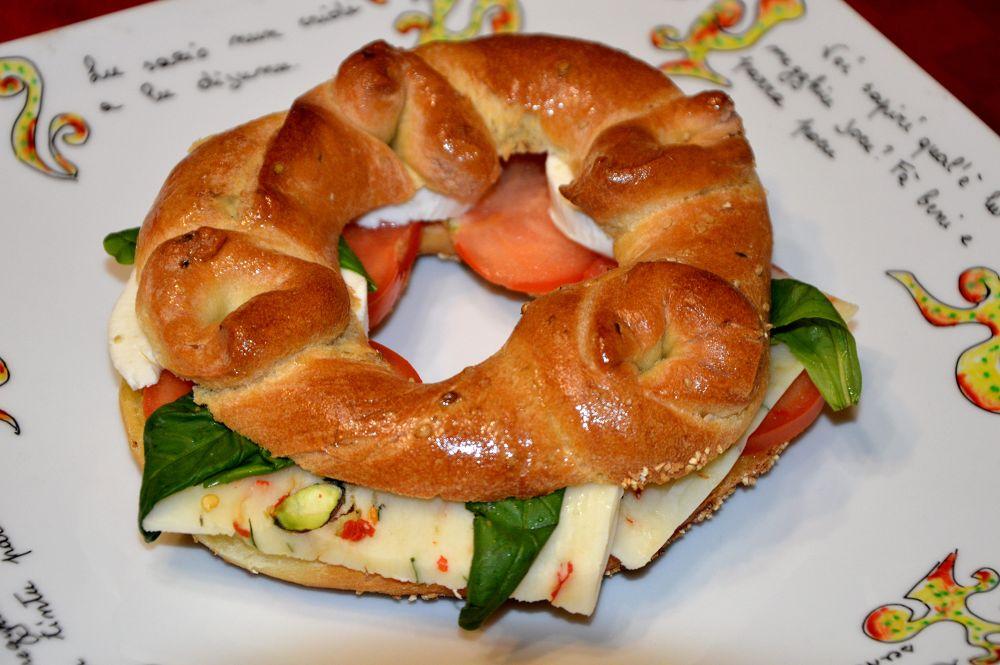 Seasoned bread by Giovanni Paolo Ievolella