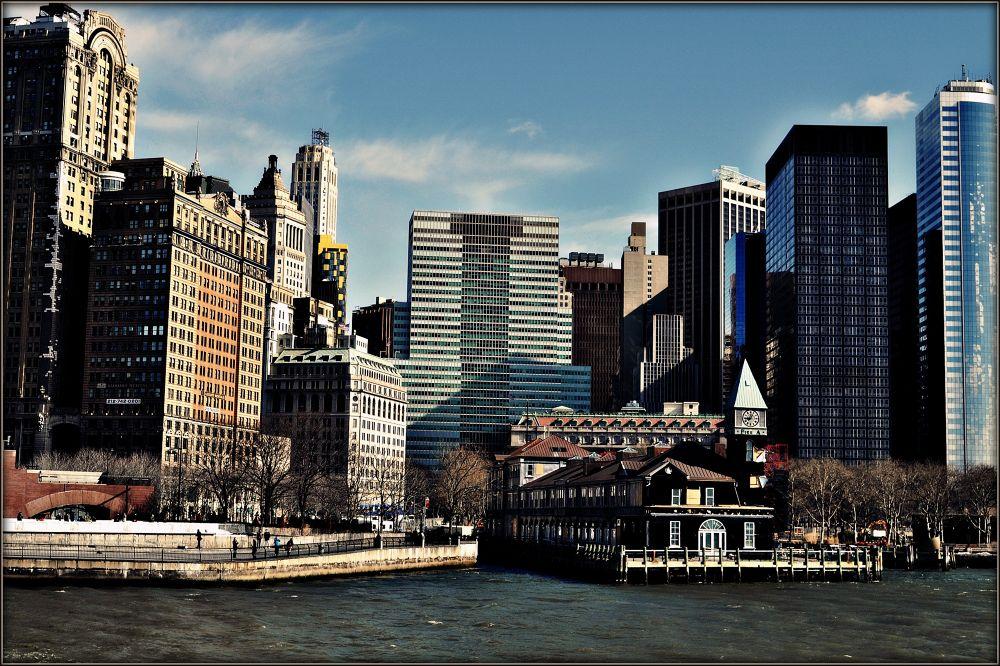 Manhattan by rolandcas
