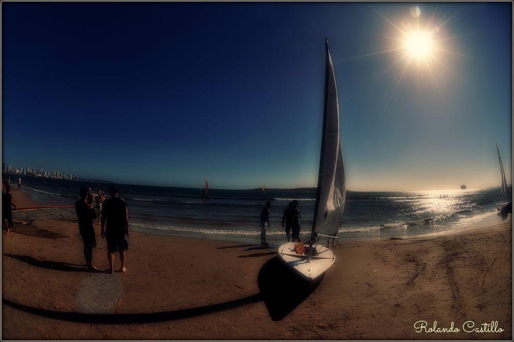 Punta  by rolandcas