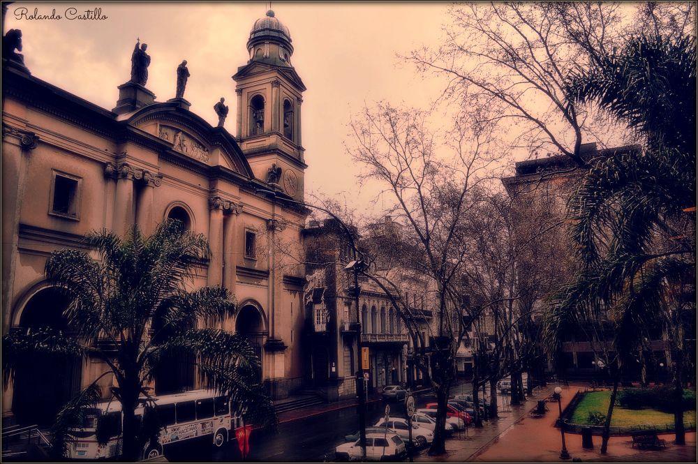 Plaza Matriz by rolandcas