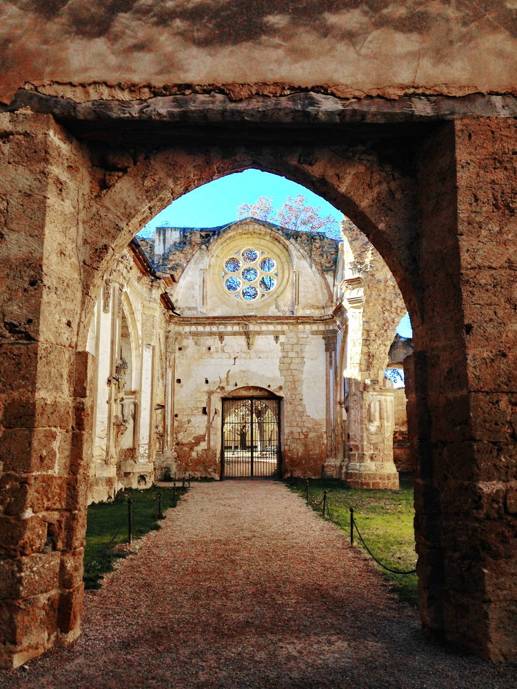 Monasterio de piedra by Hector Lopez