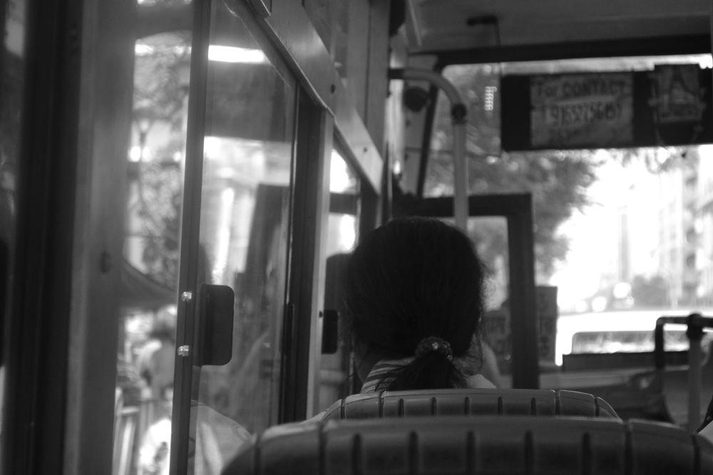 traveler  by Brotipriya Das