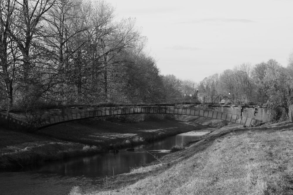 Stary Most by Marek Doskocz
