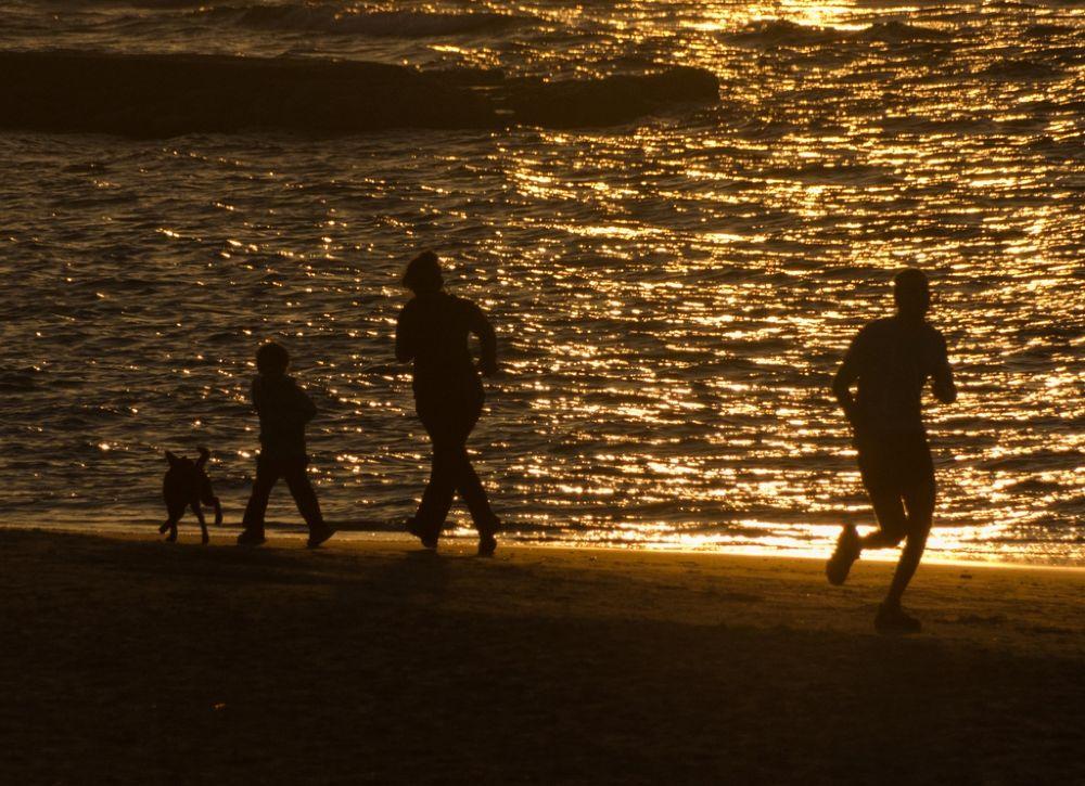 beach boys by Ricky Blumenfeld
