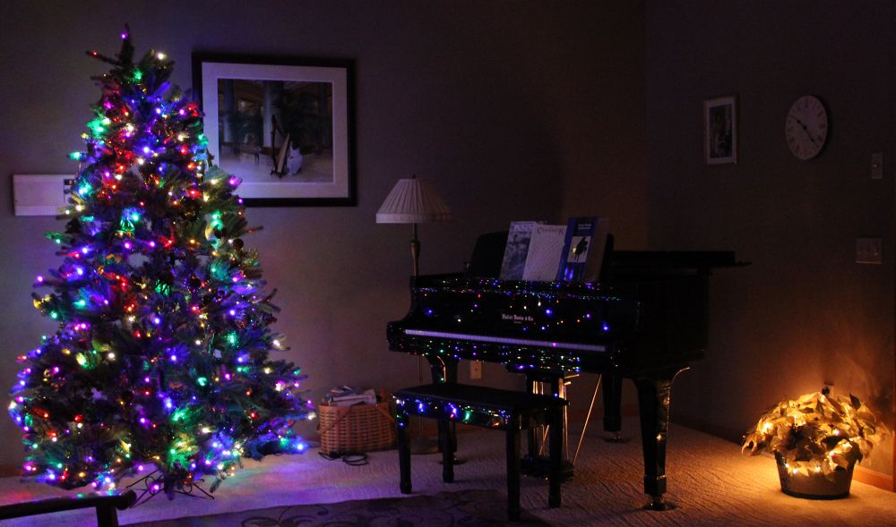 Christmas at home by mbbenfield