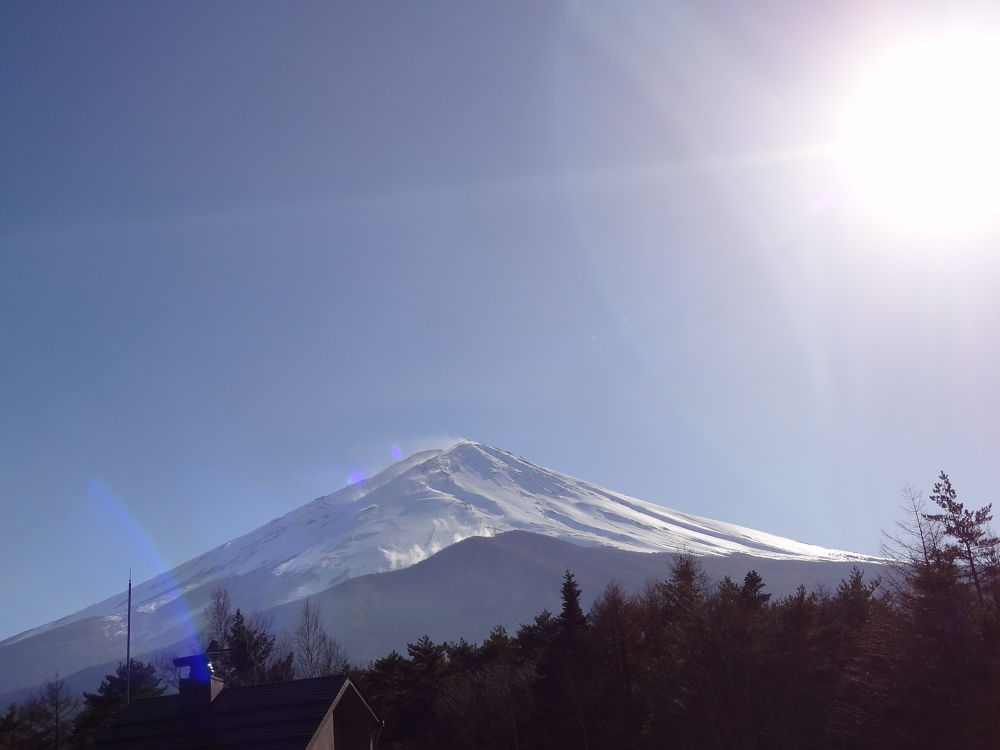 Photo in Nature #fuji #japan #winter