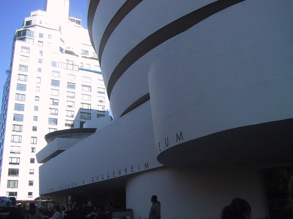 Guggenheim Museum  by aboutrav