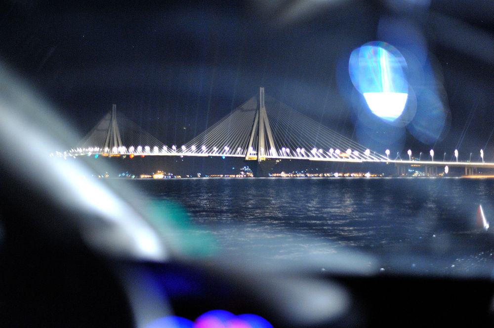 Rio Bridge by Vicky Pavlou