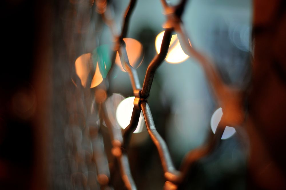locked light by Vicky Pavlou