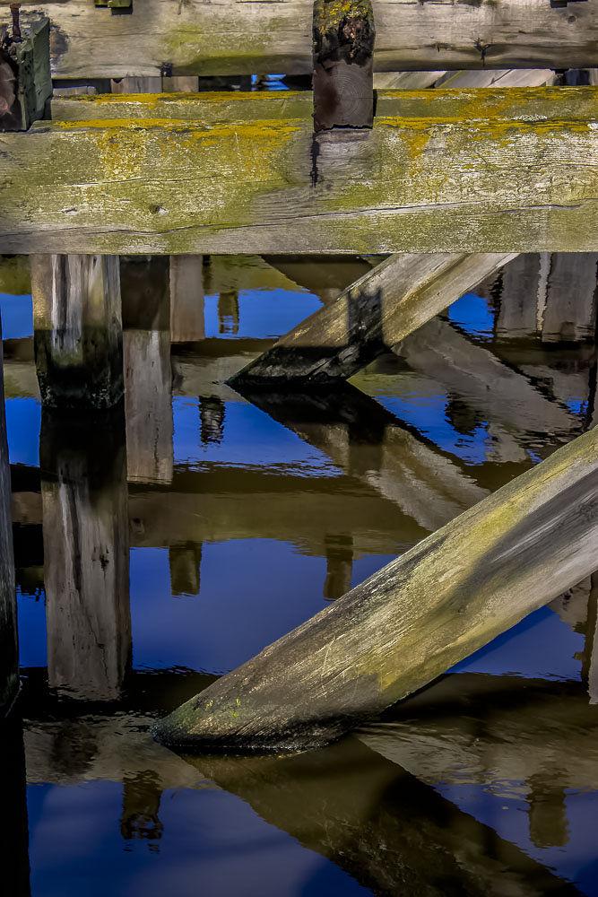 Photo in Still Life #leith #edinburgh #relection #docks