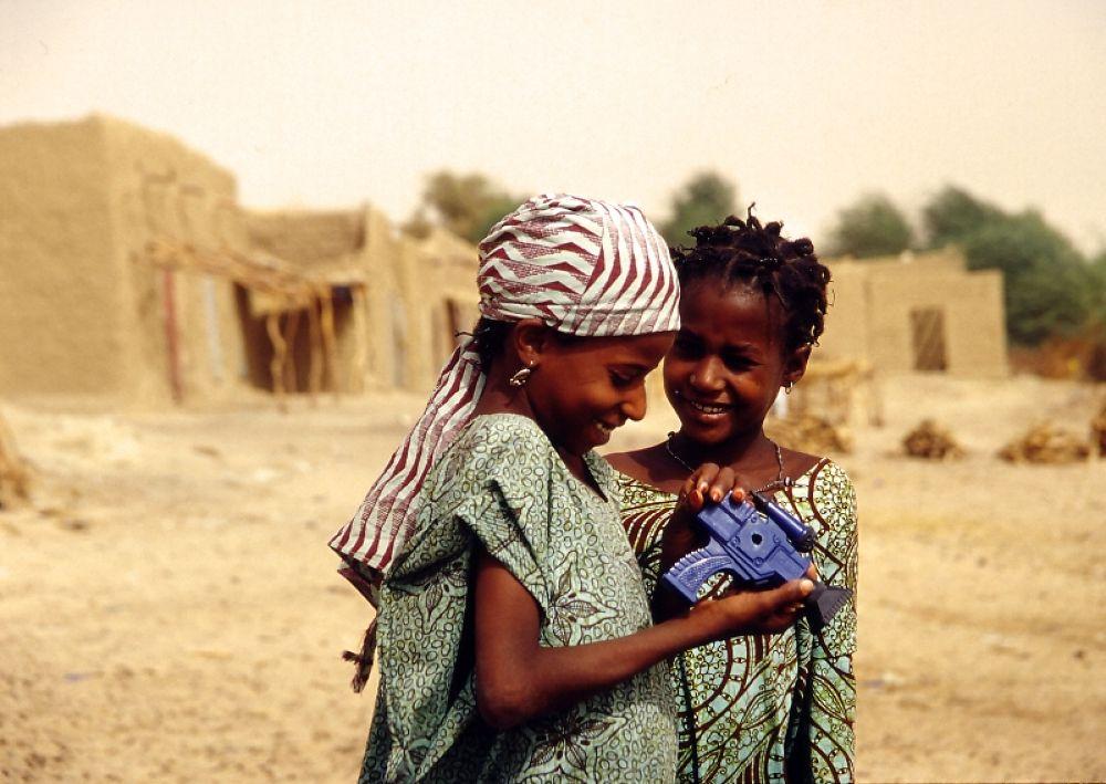 Mali, Dogon village by Giacomo Pepe