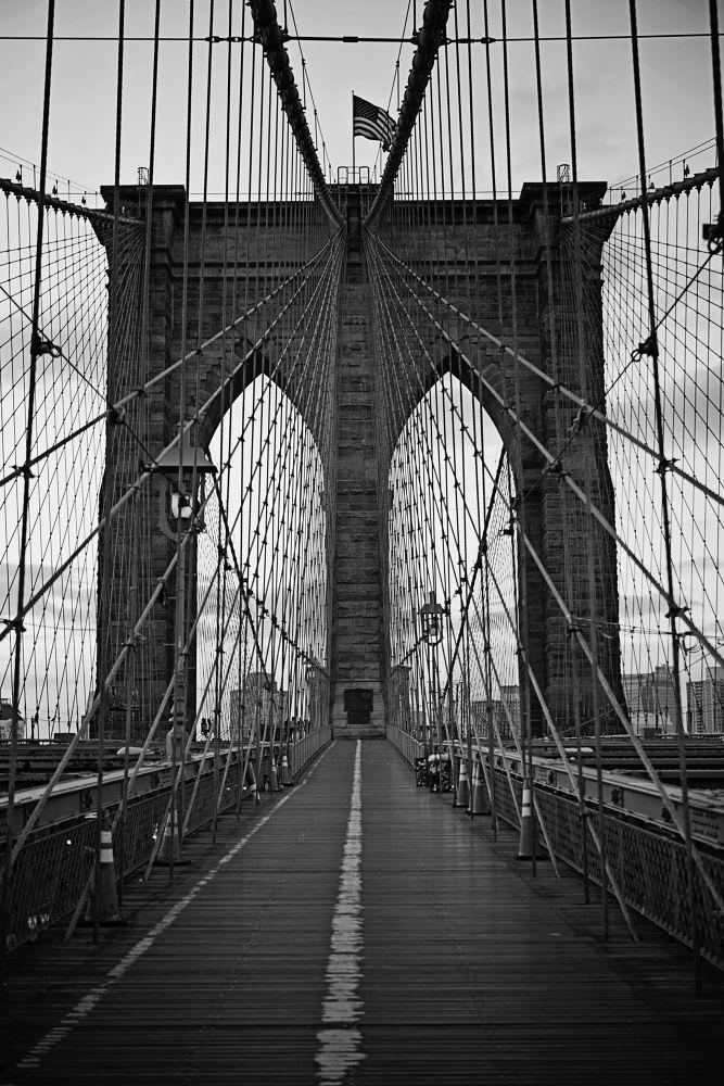 Brooklyn Bridge by Nmahooch