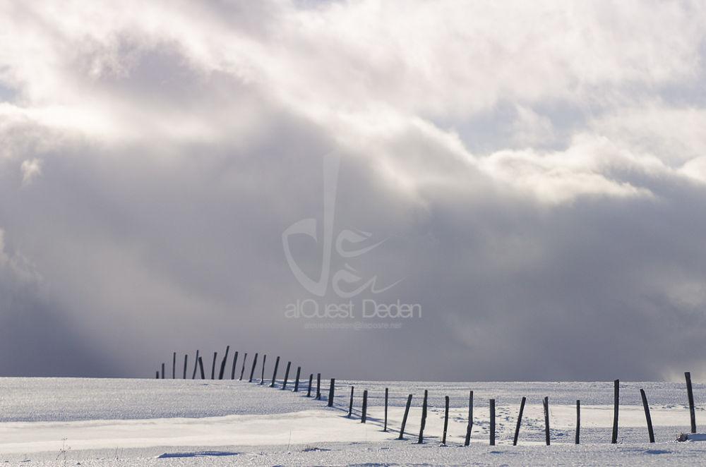 ligne & horizon by alOuestDeden
