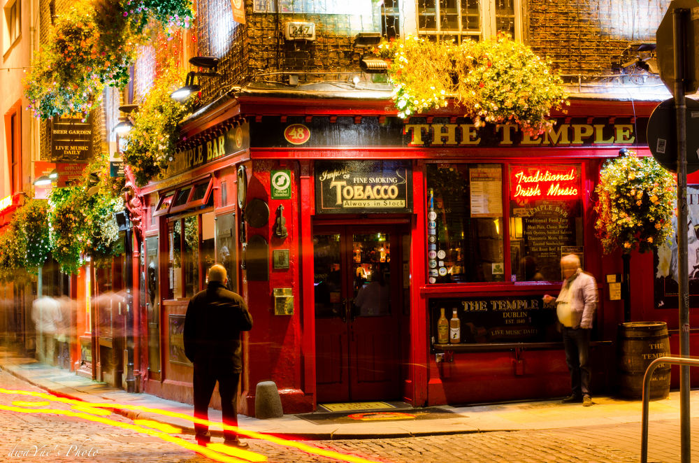 Photo in Cityscape #dublin #ireland #temple bar