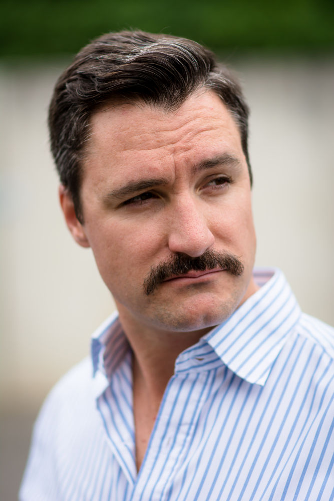 MOvember by Marc Crowther