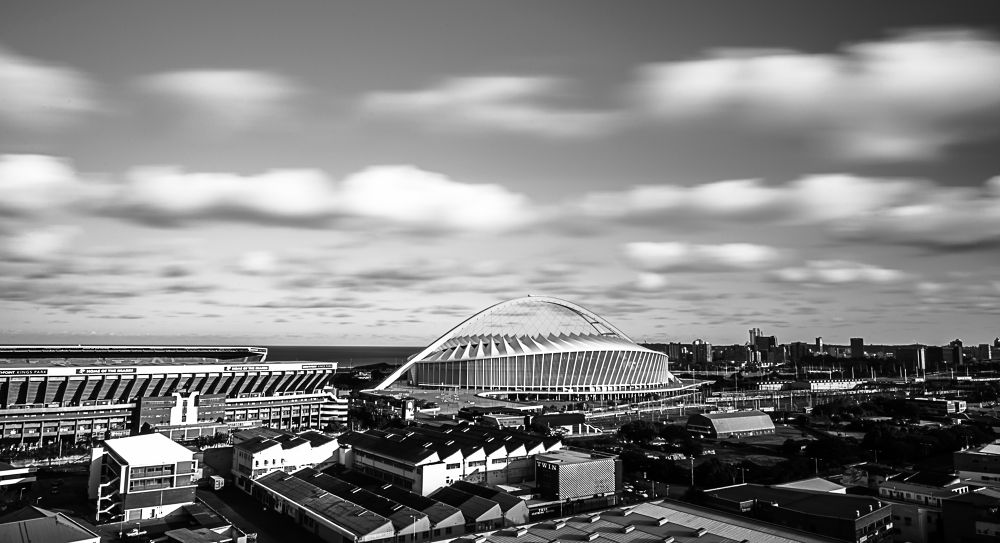 Moses Mabhida Stadium by Marc Crowther