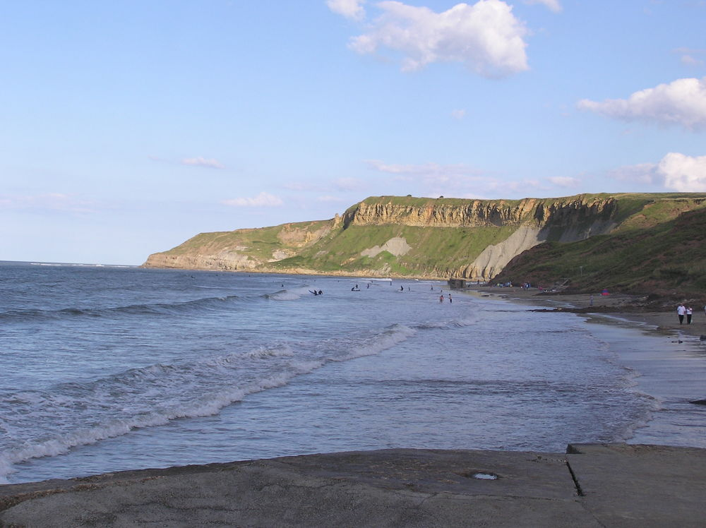 by cayton bay scarborough (2) by Robert Stephenson