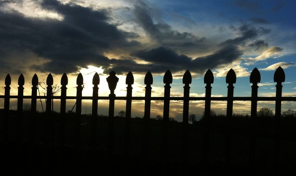 Railings by Nigel Rainton
