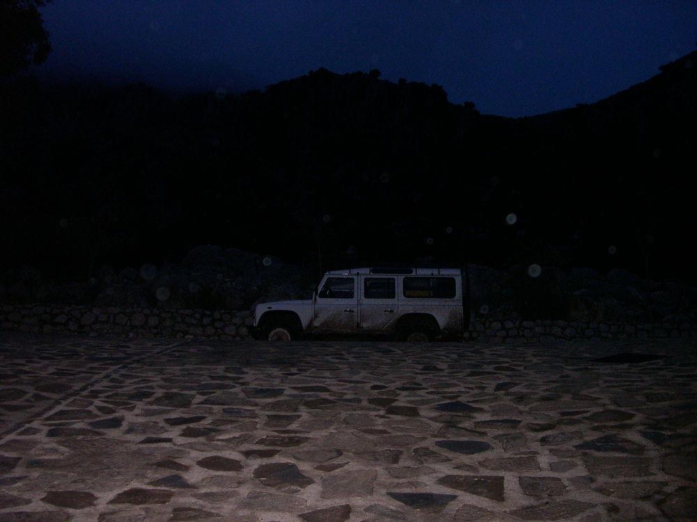 el coche de la noche by dado13
